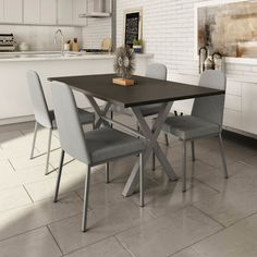 Found it at AllModern - Muhammed 5 Piece Dining Set
