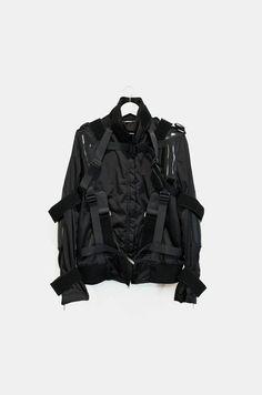 Dolce & Gabbana AW03 Bondage Parachute Jacket