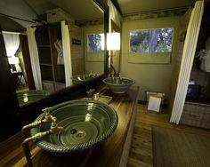 Attention to detail, even the bathrooms. Okavango Delta, Beautiful Islands, Bathrooms, Detail, Bathroom, Full Bath, Bath