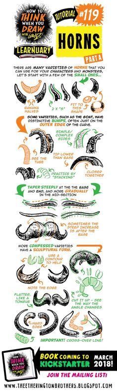 #119 Horns A