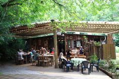 Restaurante Bêrga Mótta - Ecoparque Sperry - Canela, RS | #canela #serragaucha #riograndedosul #brasil #brazil #trilha #cachoeira #parque | ecoparquesperry.com.br