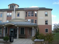 Pi Beta Phi at Connecticut, missed the house I lived in while I was a collegiate. This is the Pi Phi housing in the Greek Village @ UConn built after I was an Alum.