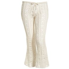 Nora Crochet Pants