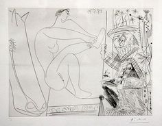 PICASSO | Biarritz - Collection de Pilar CITOLER | Thierry | Flickr