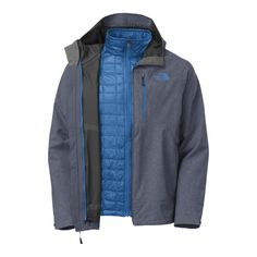 The North Face Thermoball Triclimate Insulated Jacket