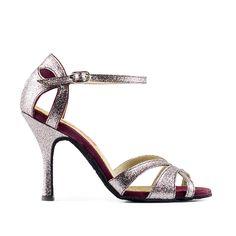 Beautiful tango sandal. #heels #tango #shoes http://shop.paoul.com/en/dance-argentinian-tango/98-sandalo-multicolor-e-prugna.html