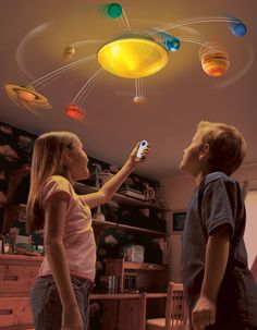 Solar System in My Room by Uncle Milton - $31.95