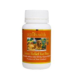 API Health Joint Relief Tablets for Pets 1000mg 60 tablets -- For more information, visit image link.Note:It is affiliate link to Amazon.