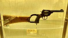 1918 Webley Revolver Carbine
