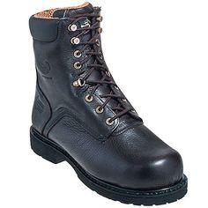 Georgia Boots Men's Brown G9352 Steel Toe Met Guard EH Work Boots