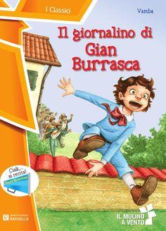 Il giornalino di Gian Burrasca by Gruppo Editoriale Raffaello - issuu
