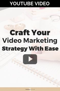 Creating a video marketing strategy for your business is becoming more important than ever. But as a small business how do you get started with video marketing? In this YouTube video, learn my top 3 video marketing tips for small business and how you can use Youtube video to create a video strategy. #youtubetips #youtube #youtubevloggers #youtubevideo #bloggingtips #vlogger #VideoMarketing #videocontent