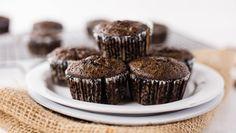 Double Chocolate Gluten Free Muffins