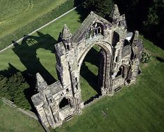 Gisborough Priory.  The ruins of an Augustinian priory founded by the Bruce…
