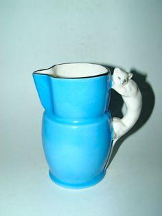 Czech cat pitcher