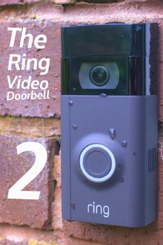 Ring Video Doorbell was one of the better connected doorbells to come out three years ago. It had great specifications and features, including a HD camera, a motion sensor, and night vision. Smart Home Technology, Digital Technology, Ring Security, Ring Video Doorbell, Security Camera System, Digital Trends, Doorbells, Night Vision, Gadgets