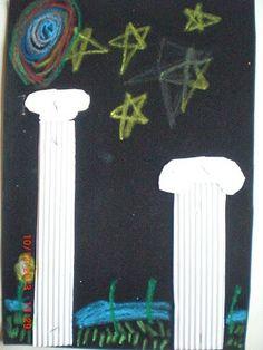 Πυθαγόρειο Νηπιαγωγείο: ΤΑ ΜΕΡΗ ΤΟΥ ΚΙΟΝΑ - ΚΑΤΑΣΚΕΥΗ Arts And Crafts Projects, Greek Mythology, Ancient History, Museum, Classic, Blog, Olympics, School, Sports