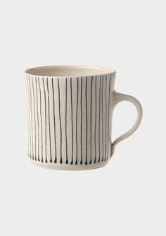 Linea stripe mug