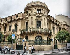 Edificio de la SGAE (Palacio de Longoria)