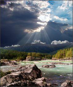 Worshipping Nature