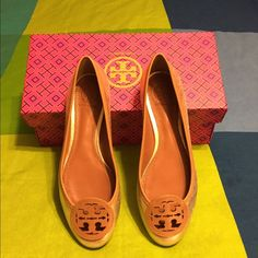 Spring SALE..!!! NWT Tory Burch size 6.5 Brand New never worn Tory Burch Ballet Tory Burch Shoes Flats & Loafers