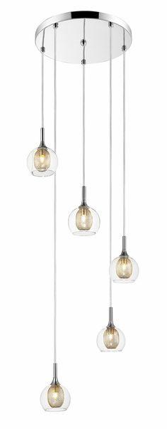 Z-Lite 905-5 5 Light Pendant