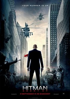 Hitman: Agent 47 saw this on 07-09-2015