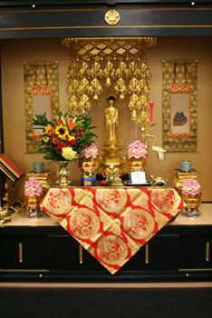 shin buddhist altar - Google Search