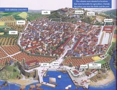 """OnlMaps on Twitter: """"The archetypal Ancient Greek colony #map #maps https://t.co/RGO53zwOwT"""""""