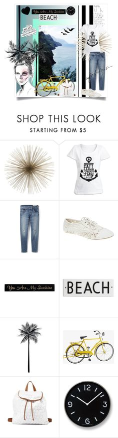 """""""Untitled #302"""" by nataliem216 ❤ liked on Polyvore featuring FLORIAN, rag & bone, Wet Seal, DutchCrafters, Rosanna, Charlotte Russe, Lemnos, Stella & Dot and Kate Spade"""