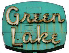 Green Lake Motel #greenlake