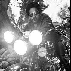 #repost @lennykravitz in #deCodeLA by#samaeyewear !!!  It's a beautiful California day. About to hit the Pacific Coast Highway. Thank you @cyclegardenmotoguzzi for the 1973 Eldorado.