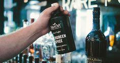 Black Oak Whiskey on Behance