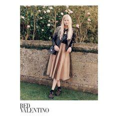 RED Valentino S/S 15
