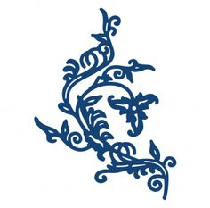 Tattered Lace Dies - Ornate Flourish - Floral Dies - Tattered Lace - Shop by Brand | Crafting.co.uk