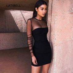 10 'Little black dress' de. - 10 'Little black dress' de los que Becky G estaría orgullosa ¡Aprobados! Source by unarobbertsen outfits Source by AAshleyBeer - Elegant Dresses, Cute Dresses, Short Dresses, Dresses With Sleeves, Maxi Dresses, Casual Dresses, Formal Dresses, Summer Dresses, Wedding Dresses