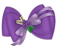 """Photo from album """"Скрап """"One more Time"""""""" on Yandex. Ribbon Hair Clips, Ribbon Art, Diy Hair Bows, Ribbon Crafts, Ribbon Bows, Fabric Crafts, Ribbons, Pink And Gold Wallpaper, Diy And Crafts"""