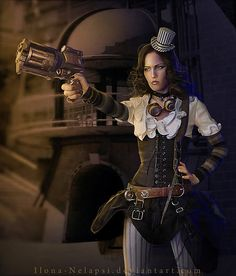 I believe they call this Steam Punk!