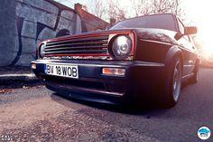 #stickerbomb Vw Mk1, Volkswagen, R Vinyl, Golf Mk2, Sticker Bomb, Cool Stickers, Car Wrap, My Passion, Cars