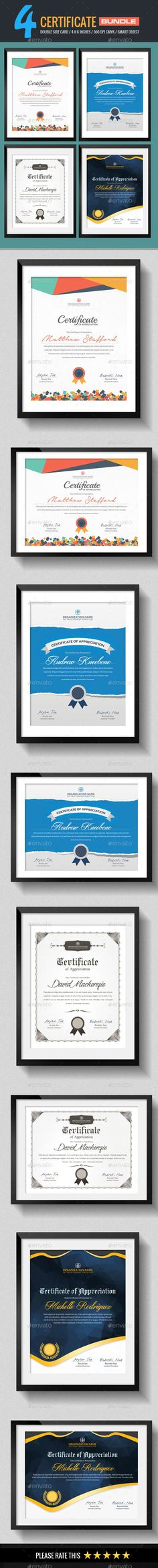 Certificate Template Certificate templates, Certificate design - certificate template software
