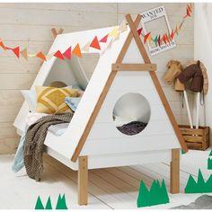 Tee Pee Kids Bed Base | Domayne