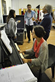 Backstage (foto Annalisa Andolina)