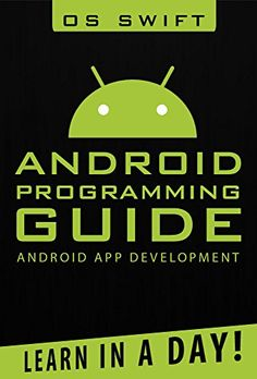 Android: App Development & Programming Guide: Learn In A Day! Android Sdk, Android Codes, Android Apps, Free Android, Computer Technology, Computer Science, Ruby Programming, Android Studio, Free Kindle Books