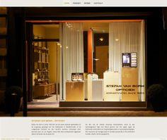 Website voor Stefan Van Borm | Omygod.be