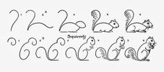 Artist in LA LA Land Illustration  Design: Drawing Cute Animals Is Easy With These Steps For Children