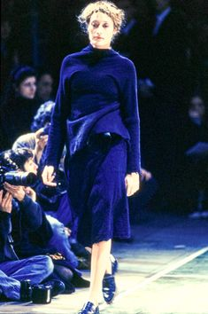 Comme des Garçons Fall 1994 Ready-to-Wear Fashion Show - Marie Sophie Wilson-Carr