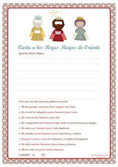 Carta a los Reyes super chula! Spanish Christmas, Spanish Holidays, Christmas Town, Christmas Crafts, Xmas, Spanish Classroom, Teaching Spanish, Spanish Activities, Classroom Ideas