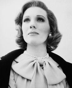 fawnvelveteen:  Julie Andrews