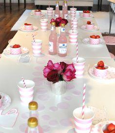 Afternoon tea party for Adele 12!  www.hugoadele.co.uk