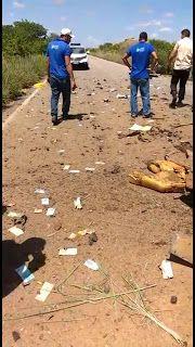 NONATO NOTÍCIAS: Bandidos explodem carro-forte e parte do dinheiro ...